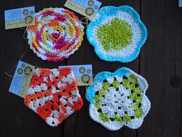 Dishcloth swap 9