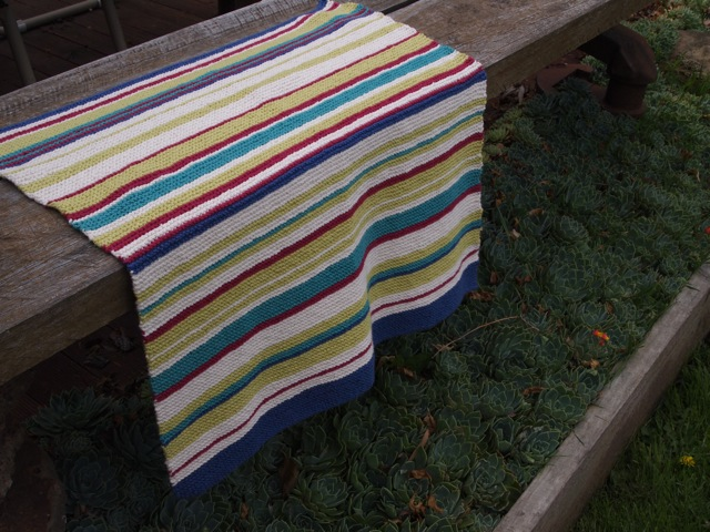 Easy pram baby blanket