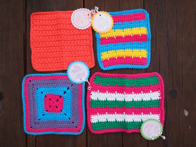 Cotton dishcloth swap2