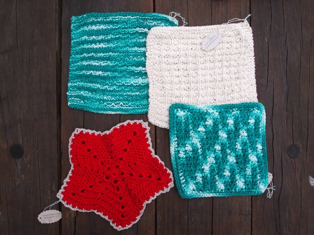 Cotton dishcloth swap8
