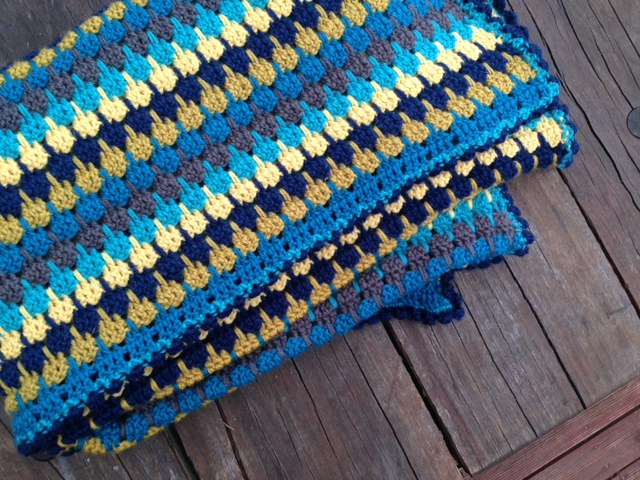 Larksfoot blanket 3