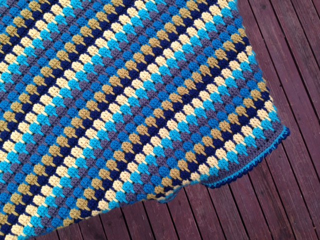 Larksfoot blanket 6