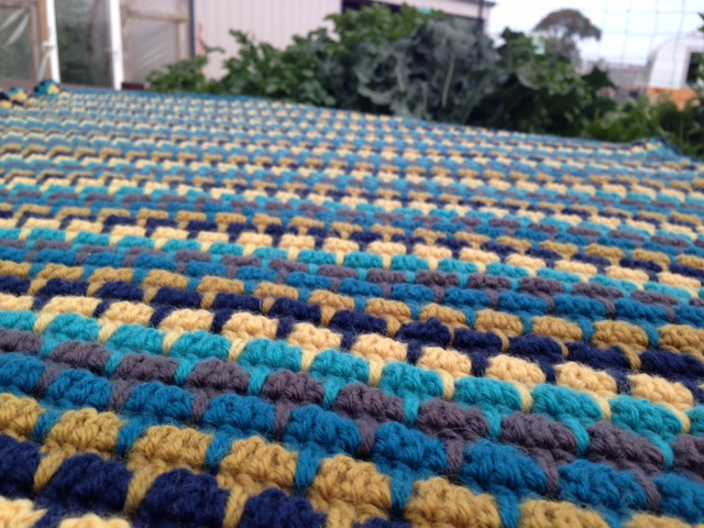 Larksfoot blanket 5
