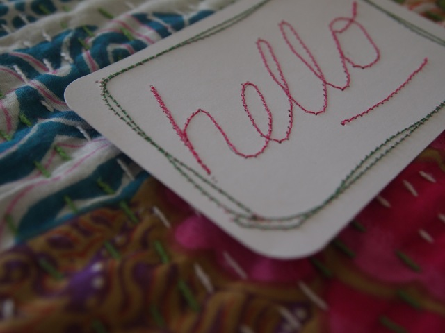 Snail mail accents 3