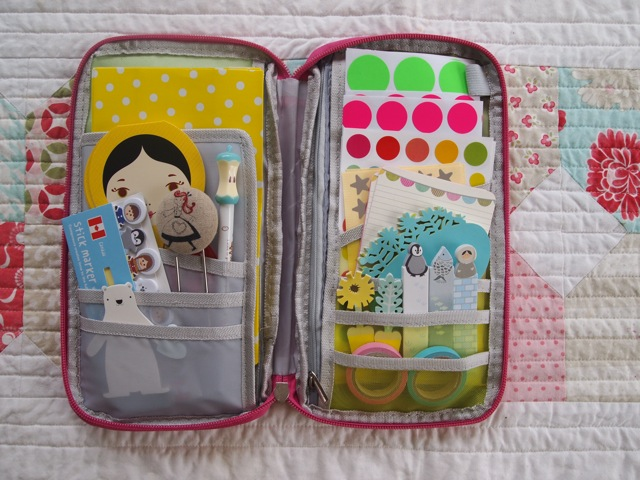 Travel passport organiser