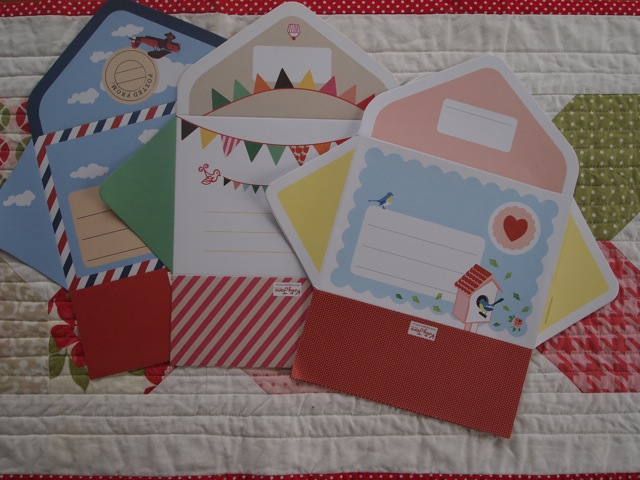 Cute writing stationery