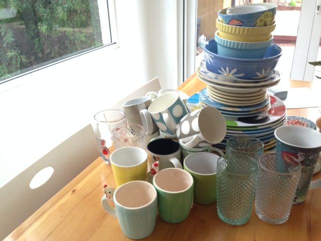 Declutter plates 2
