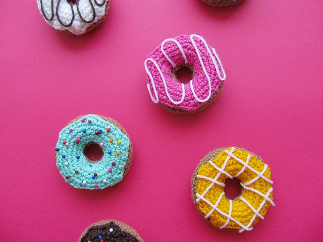 Top 10 crochet food pattern 1