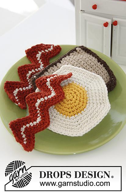 Top 10 crochet food patterns 8