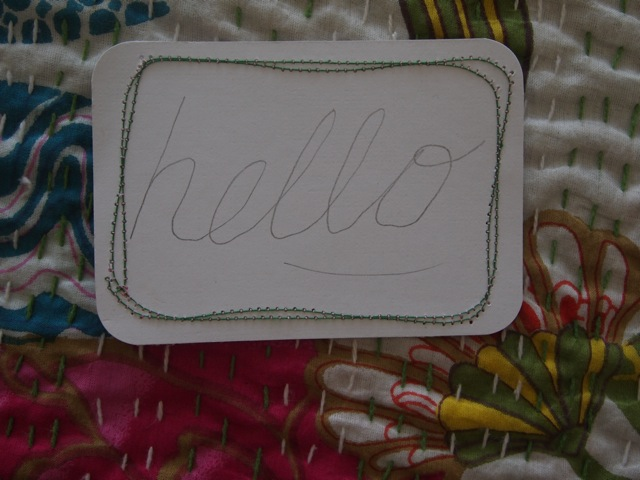 Snail mail accents 1