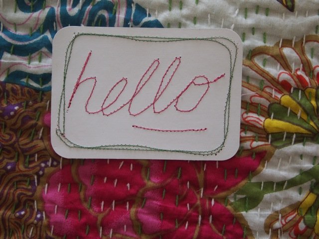Snail mail accents 2