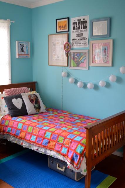 4 ply crochet blanket g