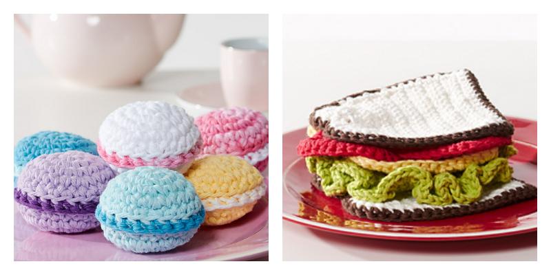 Top ten crocheted food 34
