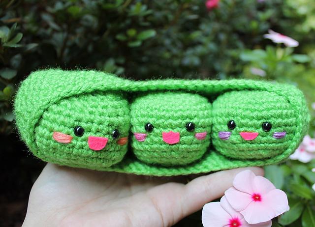 Top 10 crochet food patterns 6