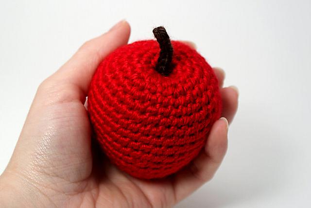 Top 10 crochet food 10