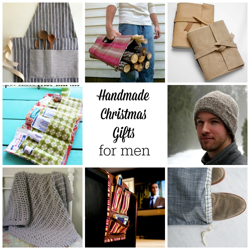 Handmade christmas gift ideas for men