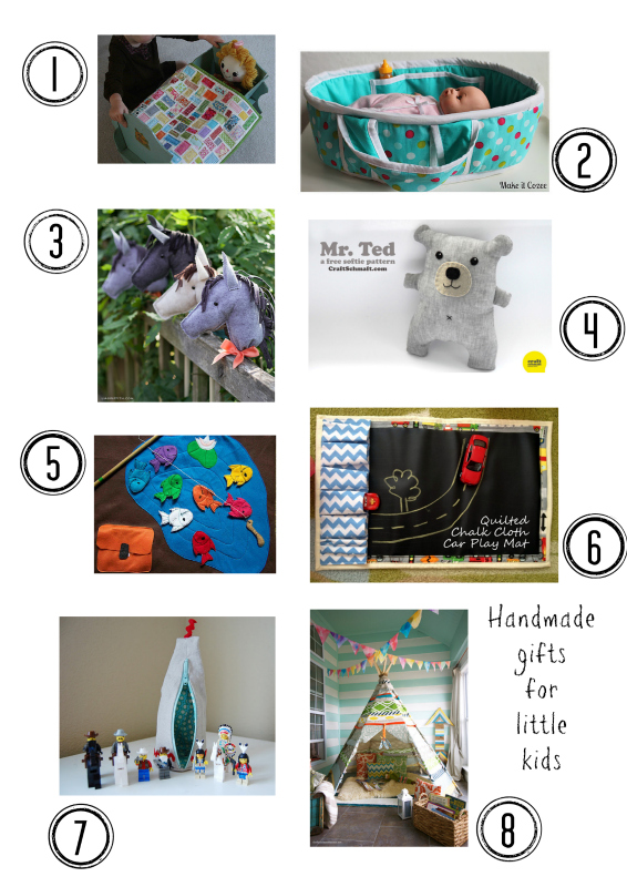Handmade christmas gifts little kids
