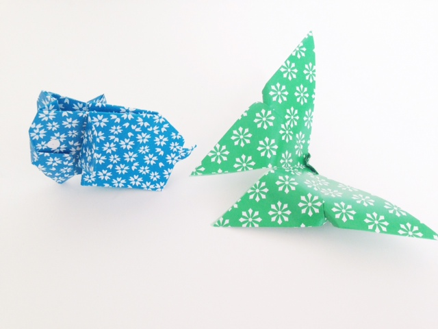 World origami day 6