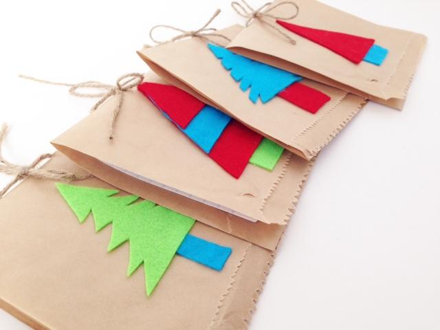 Diy christmas notebook 1