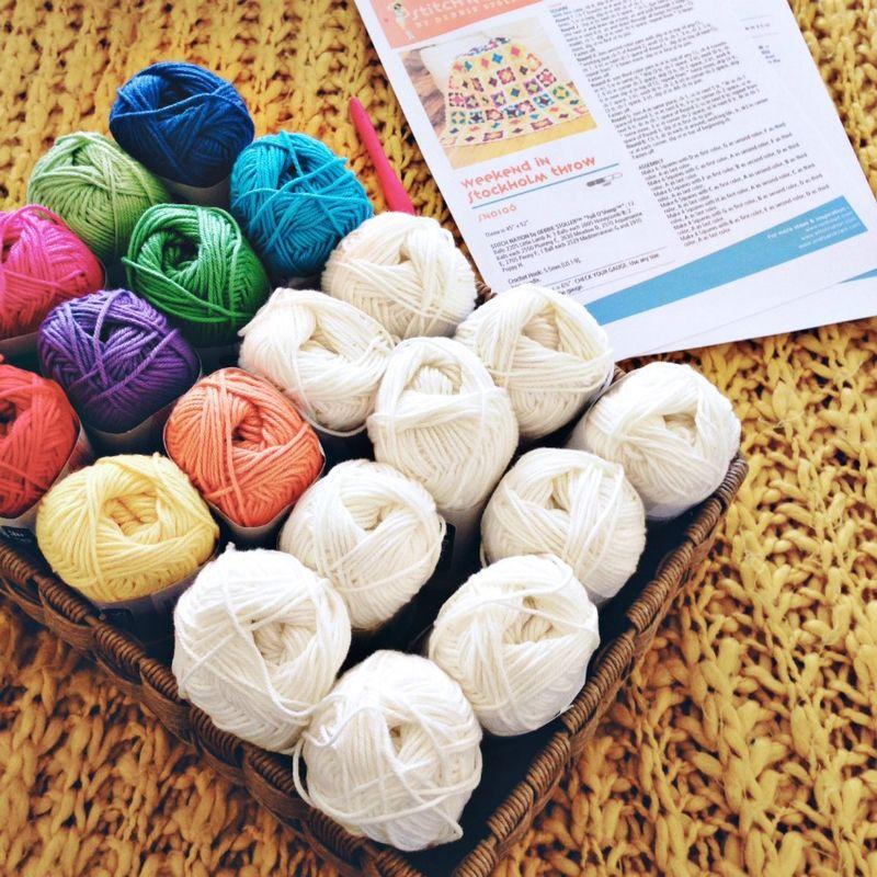 Crochet project2015