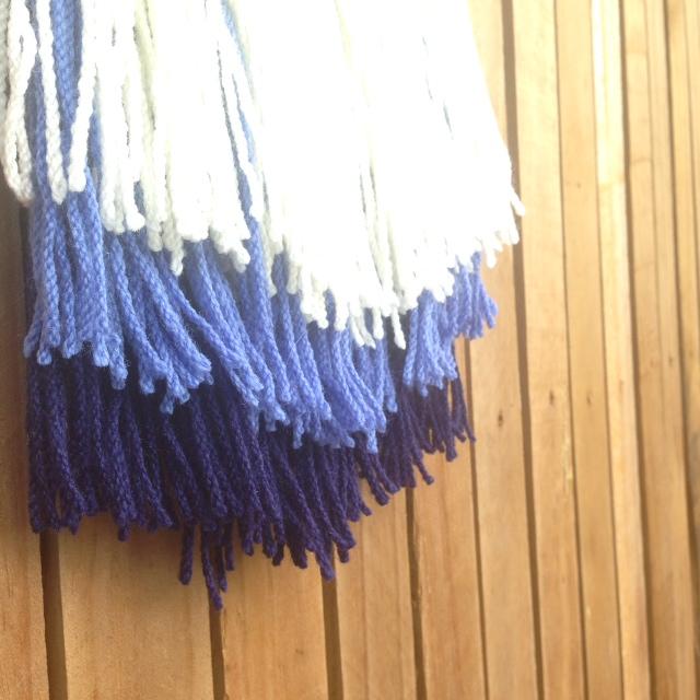 Weaving learning