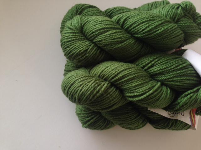 Ramona cardigan yarn