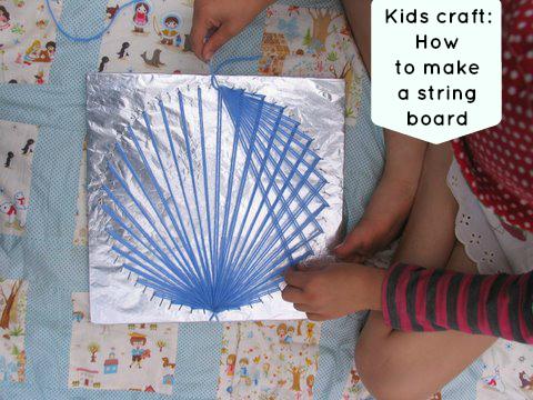 String board