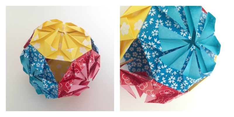 World origami day 1