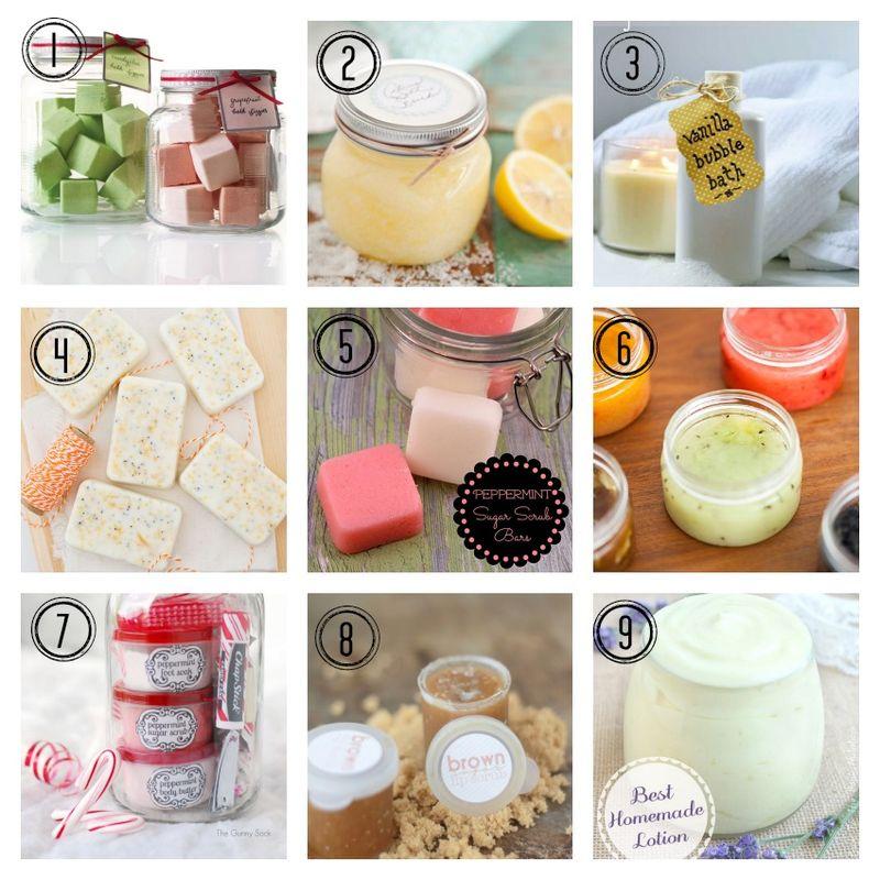 DIY lotions potions