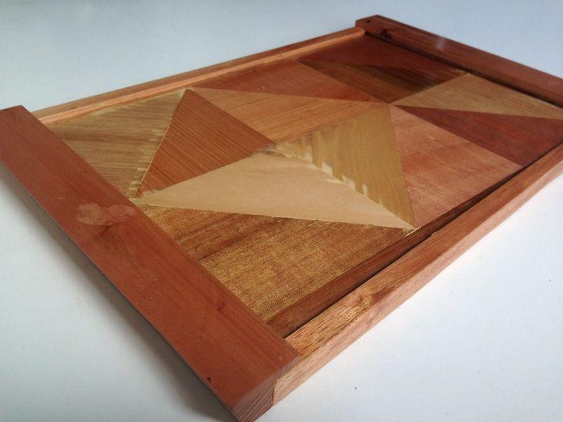 Wooden handmade christmas gift