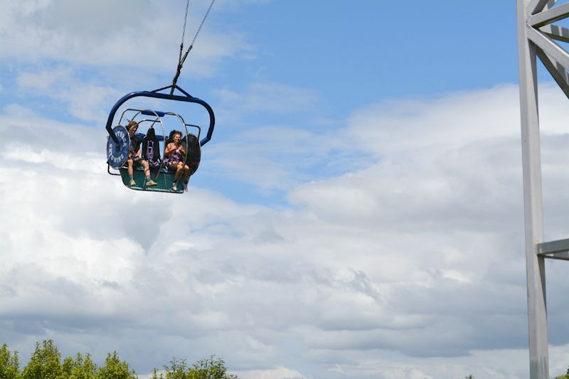 Skyline rotorua skyswing
