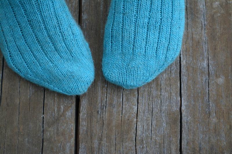 A nice ribbed sock 3