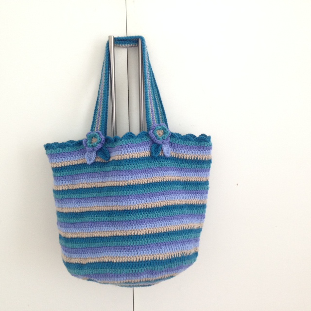Attic 24 crochet bag