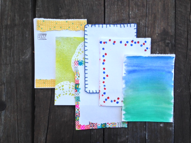 Make your own stationery easy