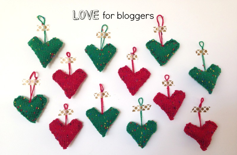 Love for bloggers