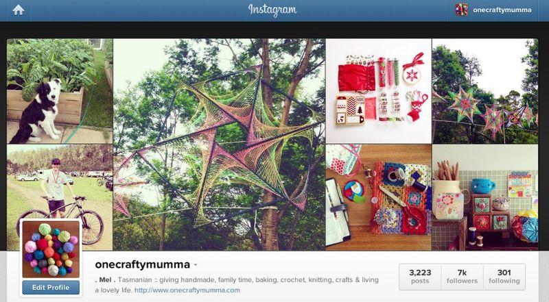 Instagram onecraftymumma
