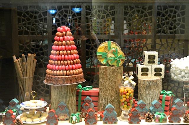 Dubai window display