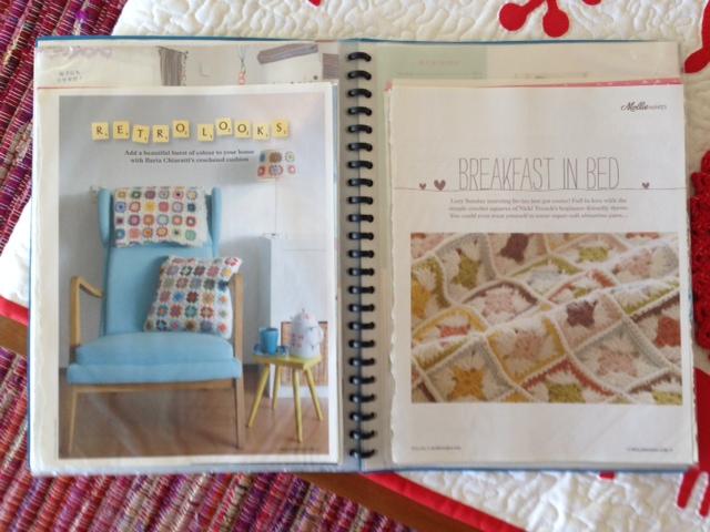 Organising magazines 1