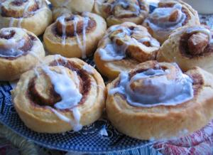 Cinnamon scroll recipe