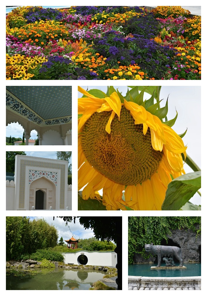 Hamilton gardens free activity