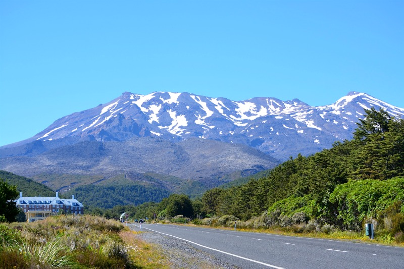 Mt ruapehu new zealand