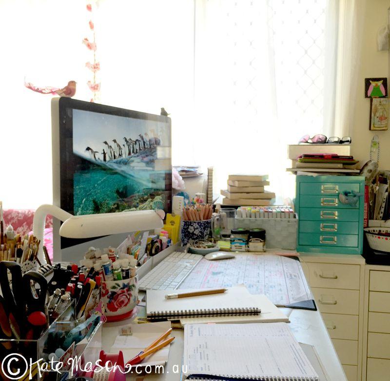 Lounge Desk
