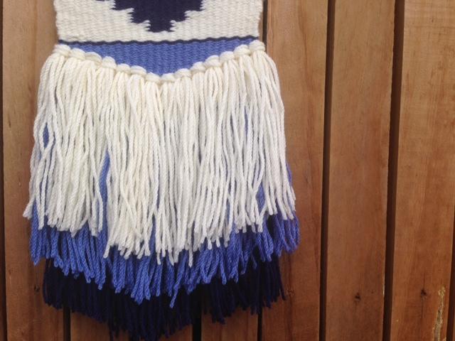 Weaving loom project