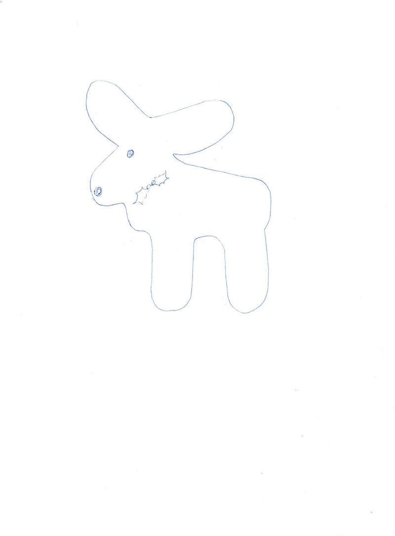 Reindeer_felt